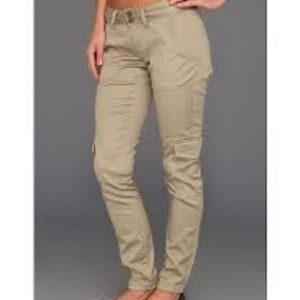 NWT!! Elena cargo organic cotton pants